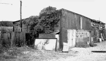 The shed where Greengate started